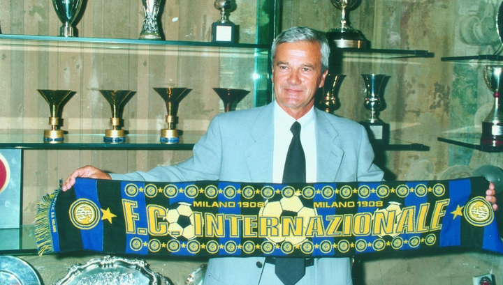 Бывший тренер 'Интера', 'Наполи' и 'Лацио' Симони скончался на 82-м году жизни