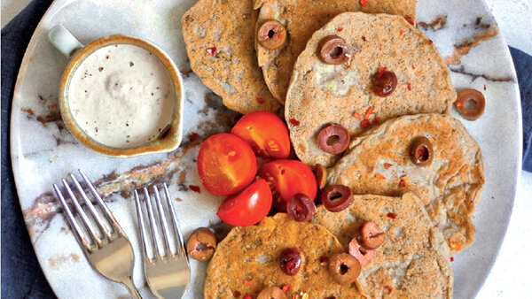 Картофельные оладьи: рецепт блюда для здорового завтрака