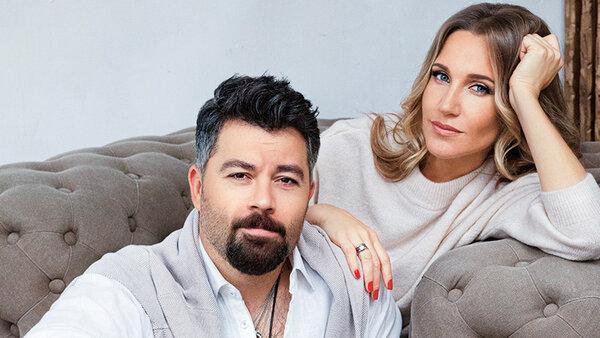 Алексей Чумаков и Юлия Ковальчук: «У нас консервативная семья, в которой главный — мужчина»