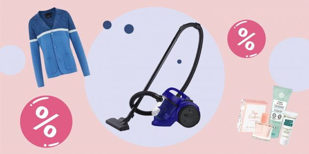 Промокоды дня: актуальные скидки от «Ситилинка», Finn Flare и Yves Rocher