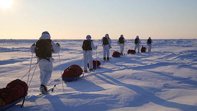 Sohu (Китай): начался новый виток конкуренции между США и Россией в Арктике. Россия предупреждает Америку, чтобы та не действовала необдуманно