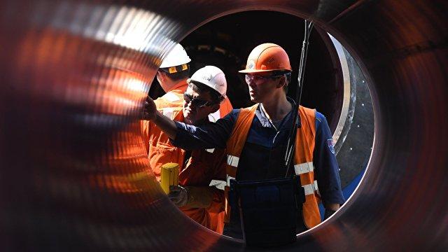 Bloomberg (США): в США намерены расширить санкции против «Северного потока — 2»