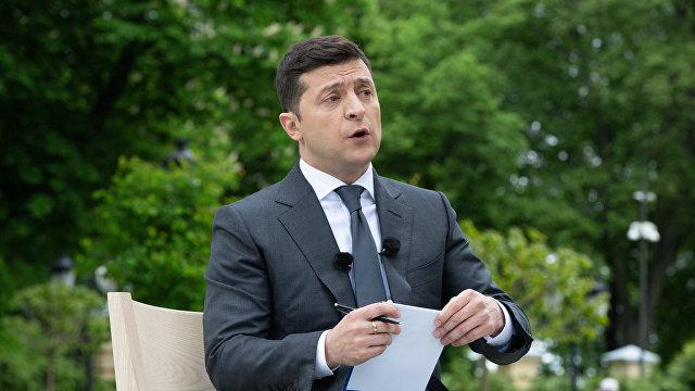 Корреспондент (Украина): спектакль на поляне