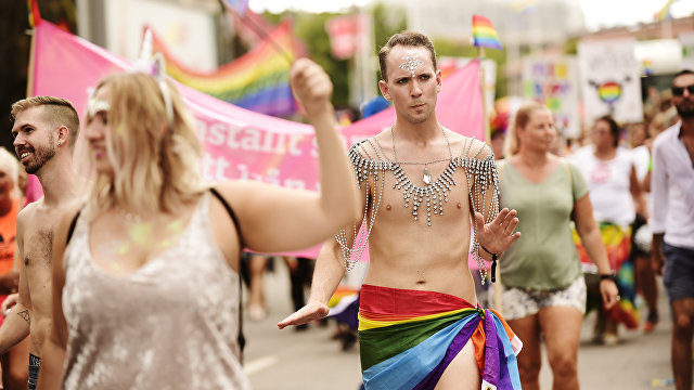 Expressen (Швеция): член королевской семьи впервые поучаствует в прайд-параде в Стокгольме