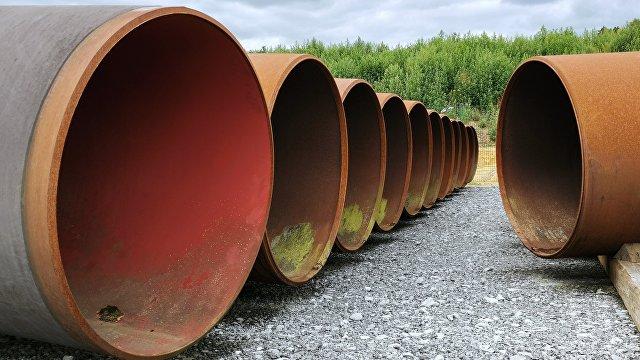 Handelsblatt (Германия): США вводят новые более жесткие санкции против «Северного потока — 2»