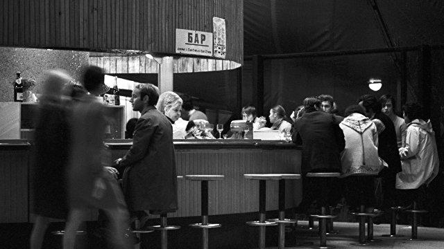 NRK (Норвегия): норвежский шпионский бар в Советском Союзе