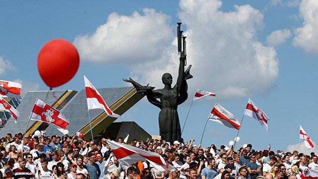 За и против Лукашенко: как прошли протесты в Белоруссии