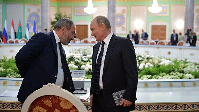 Zham (Армения): ближайшие 20 лет Армения будет либо провинцией «большой России», либо мухафазой в Бакинском вилайете Османской империи — российский эксперт