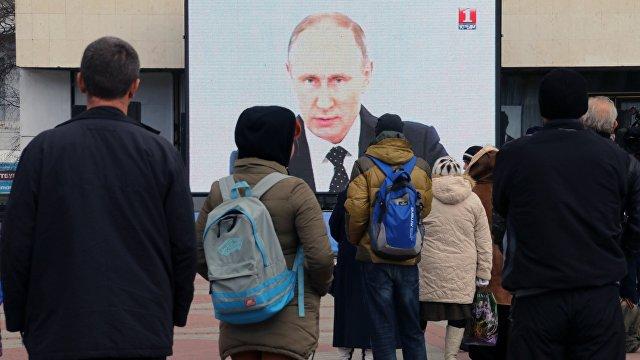 Укрiнформ (Украина): на Украине рассмотрят законопроект о противодействии российской пропаганде
