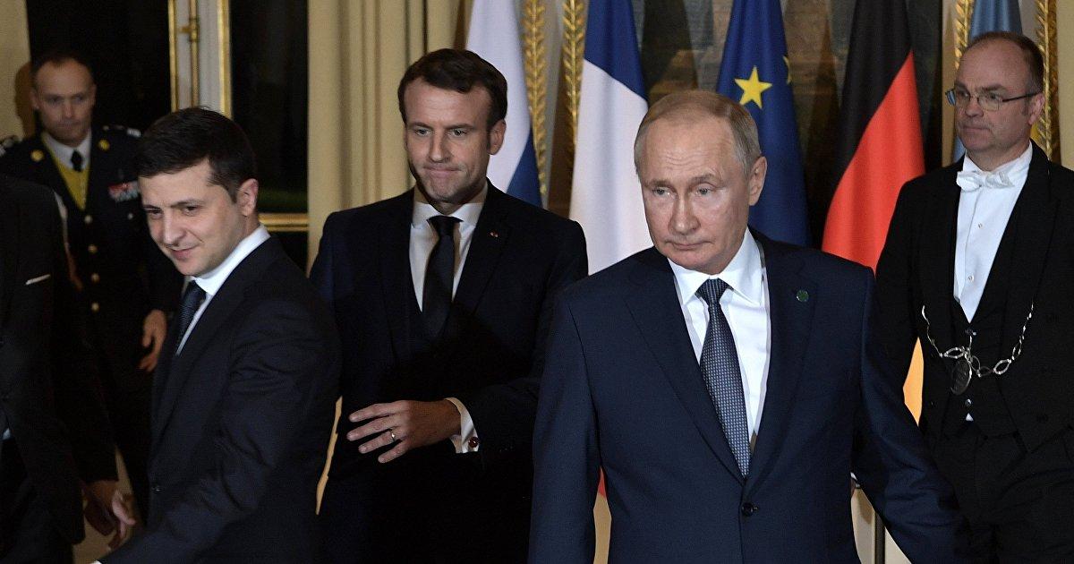 Непримиримые противоречия: почему не стоит ожидать встречи Зеленского и Путина (Главред, Украина) (Главред)