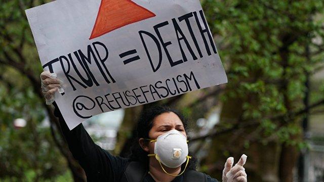 Уличные протесты в Швейцарии: гражданские права против теорий заговора (SwissInfo, Швейцария)