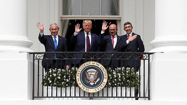 The Times of Israel (Израиль): ближневосточные соглашения знаменуют мирный прорыв, но палестинский вопрос никуда не делся