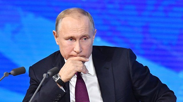 Письмо: риторика СМИ игнорирует мирные намерения Путина (Financial Times, Великобритания)