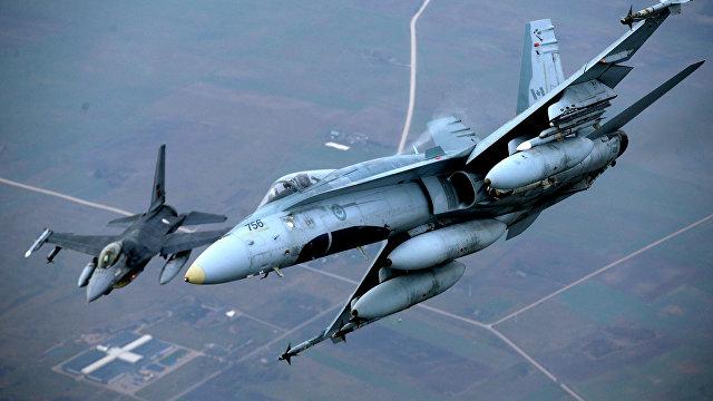 Українська правда (Украина): Украина предлагает НАТО пространство над Крымом для полетов и операций