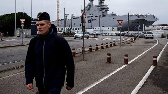 Российские «Мистрали» в Крыму: есть ли опасность для Украины (Апостроф, Украина)