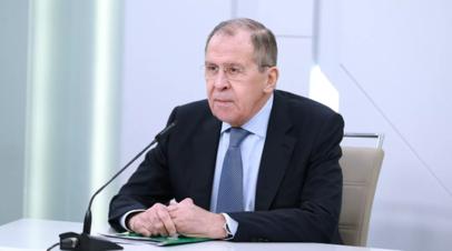 Министр иностранных дел России: «Спартак» — это больше чем команда