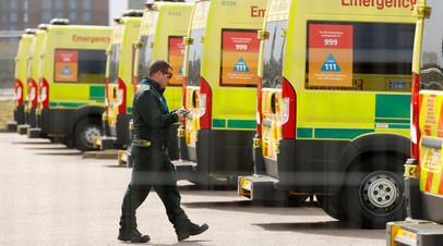 В Британии число умерших от коронавируса превысило 14 500