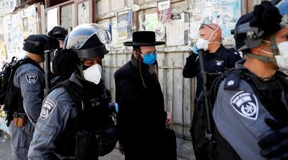 В Израиле число скончавшихся от коронавируса достигло 95