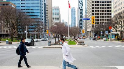 В Канаде число случаев заражения коронавирусом достигло 31 884