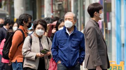 В Южной Корее число выздоровевших от коронавируса достигло 7937