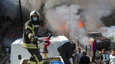 Гутерреш осудил взрыв в сирийском Африне