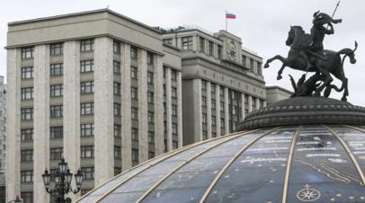 В Госдуме оценили слова украинского министра о «возвращении» Крыма