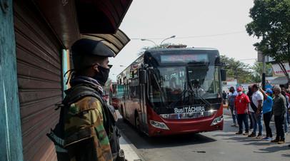 В Колумбии ответили на обвинения Мадуро о подготовке боевиков