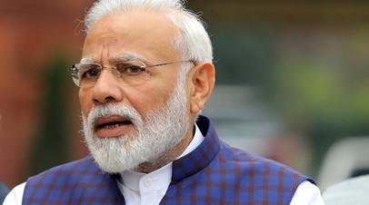 Моди выразил соболезнования в связи с авиакатастрофой в Пакистане