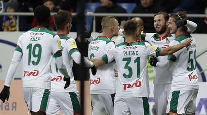 Источник: «Локомотив» могут покинуть 11 футболистов