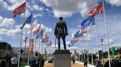 На форуме «Армия-2020» обсудят вопросы военной медицины