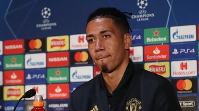 СМИ: «Рома» намерена выкупить арендованного у «Манчестер Юнайтед» Смоллинга