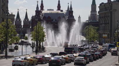В Москве 29 мая ожидается до +19 °С