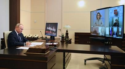 «Особое внимание вопросам безопасности»: Путин подписал указ о проведении голосования по поправкам к Конституции 1 июля