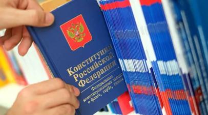 Электронное голосование по Конституции пройдёт в двух регионах