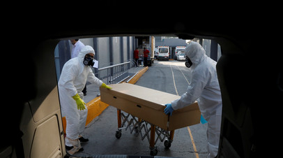 ВОЗ: число умерших от коронавируса в мире превысило 400 тысяч