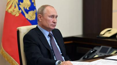 Путин намерен лично проголосовать по поправкам к Конституции