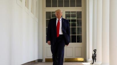 Трамп подписал закон о санкциях против чиновников КНР