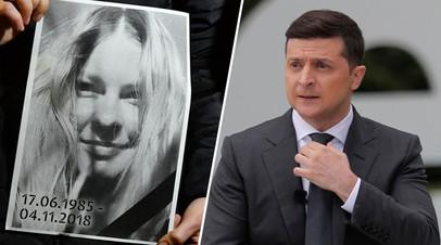 Избирательное правосудие: как расследование дела Екатерины Гандзюк может повлиять на имидж Зеленского
