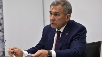 Президент Татарстана проголосовал по поправкам к Конституции