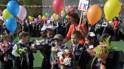 В Минпросвещения сообщили, что дети пойдут в школу 1 сентября