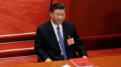 Си Цзиньпин подписал закон о нацбезопасности в Гонконге