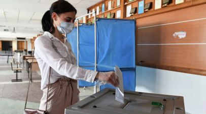 Явка по России на голосование по поправкам превысила 59%