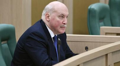 Посол отметил законность приезда задержанных россиян в Белоруссию