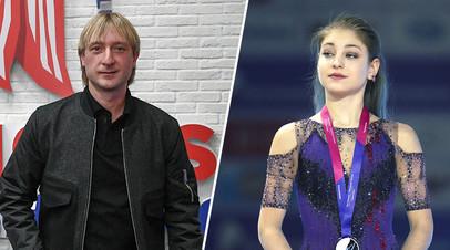«Алёна решила кардинально поменять команду»: Плющенко прокомментировал переход Косторной в его академию