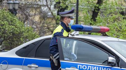 В результате наезда машины на пешеходов в Москве пострадали два человека