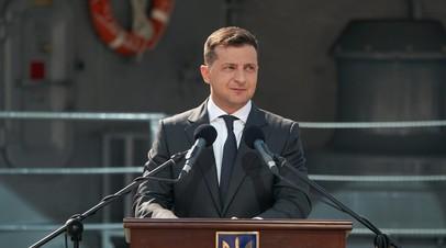 Зеленский заявил, что на месте Лукашенко провёл бы новые выборы