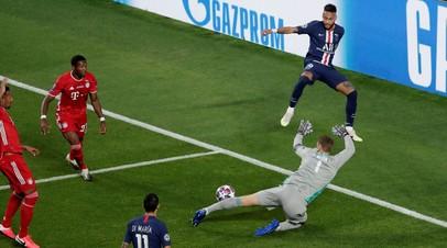 Флик отметил вклад Нойера в победу «Баварии» в Лиге чемпионов