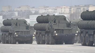 Чавушоглу заявил, что С-400 всё ещё не поставлены на боевое дежурство