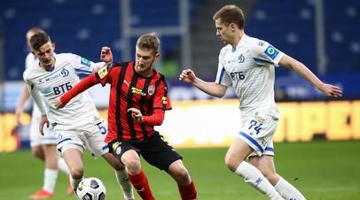«Химки» победили «Динамо» в матче РПЛ, благодаря голу в компенсированное время