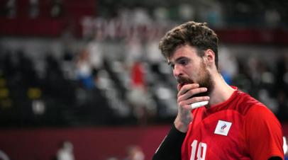 Российские волейболисты проиграли Турции в первом матче чемпионата Европы